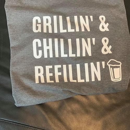 Grillin, Chillin, Refillin