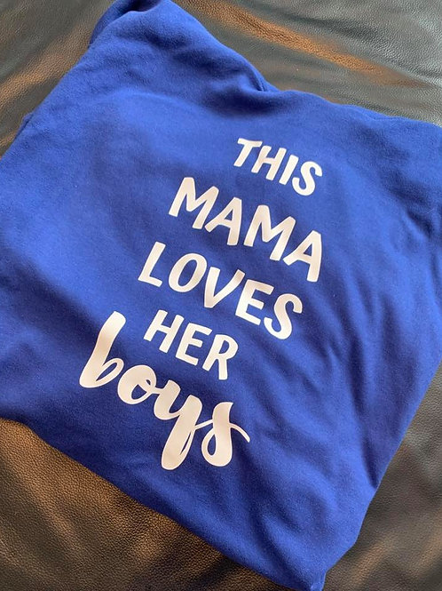 This Mama Loves Her Boys