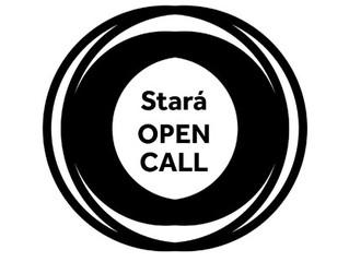 Open Call: Otevíráme Starou mladým talentům