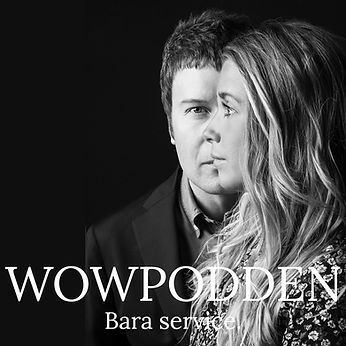 Wowpodden med Emilie Loman och Joakim Lindström