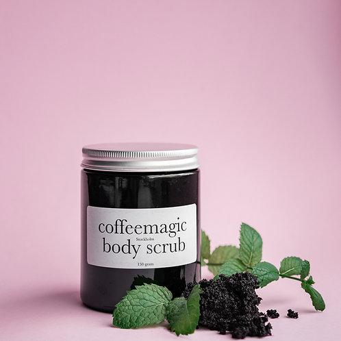 Coffeemagic body scrub
