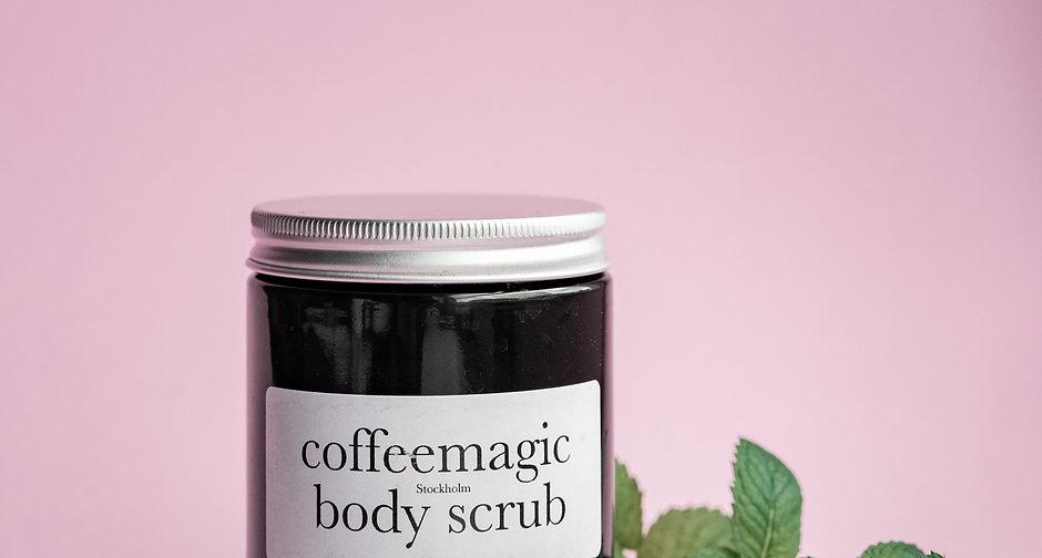 Coffeemagic body scrub