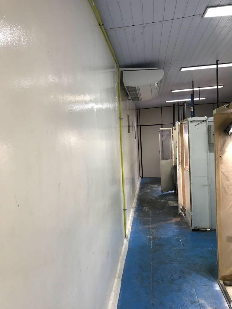 Condicionadores de Ar e Forro de PVC