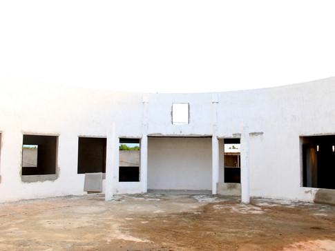 Interior da Obra (Julho/2019)