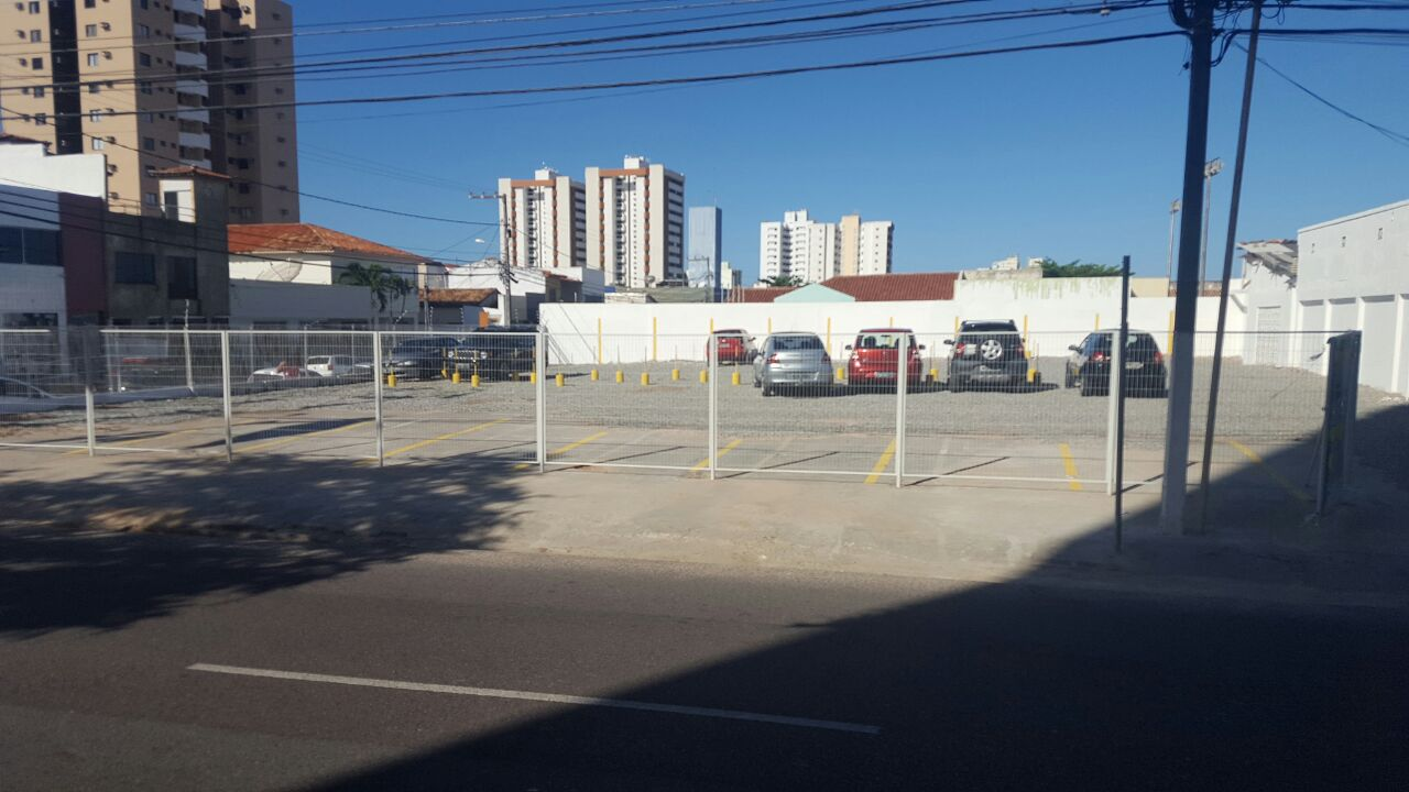 Construção de Estacionamento