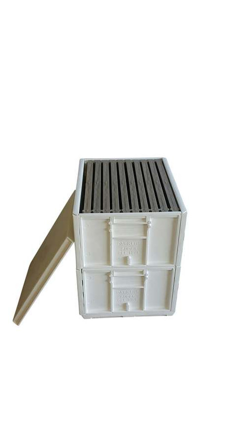 PLASTIC BEE HIVE 20 FRAMES AUSTRALIAN MADE, ADVANCE HEAT INSULATION ...