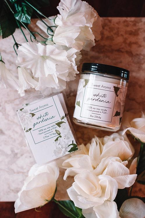White Gardenia Melts