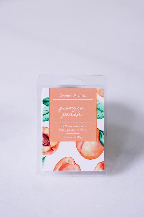 Georgia Peach Melts