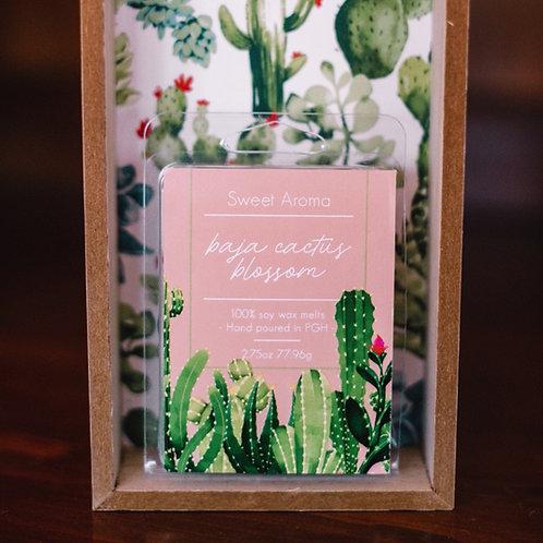 Baja Cactus Blossom Melts