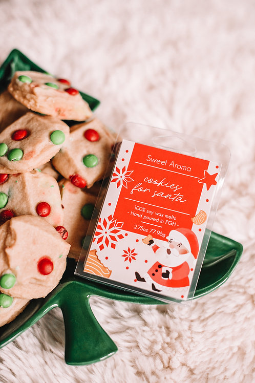 Cookies For Santa Melts