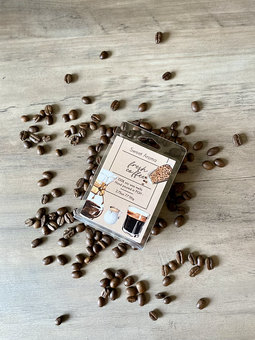 Fresh Coffee Melts