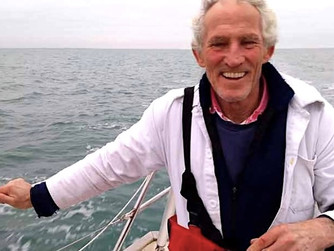 Missing Falmouth yachstman found 25 miles off Scilly