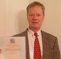 Former Scilly GP becomes British citizen