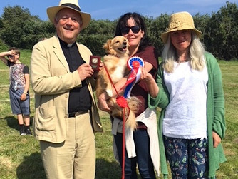 Isles of Scilly Dog Show back this weekend