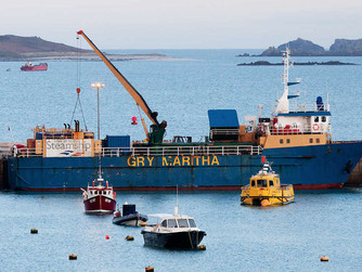 Gry Maritha back in service this month