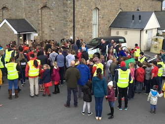 Scilly pupils join global climate change protest