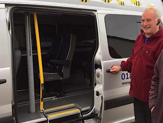 Age UK Buzza Bus a 'life-changing' service