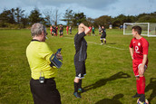 Scilly's football league tests world-first technology