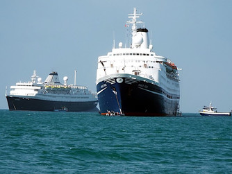 First two cruise ships of the year cancelled