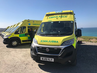 Scilly to get new high-tech ambulance