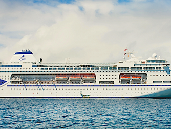 Scilly to have record-breaking cruise ship season