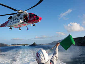 Scilly's emergency services 'totally inspiring'