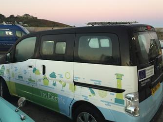Electric Vehicle project seeks islander views