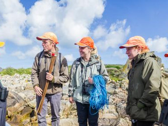 Seabird Recovery Project up for Countryfile award