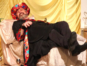 Pantomime to return to Scilly this winter