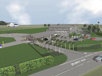 Penzance Heliport secures £1.9m EU funding
