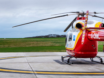 Air Ambulance flew 58 Scilly missions last year