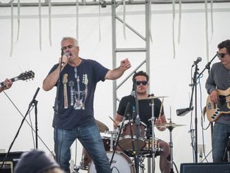 In Pictures: Bryher Fete & Music Festival