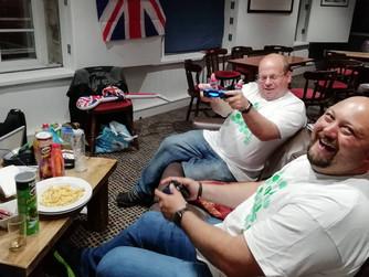Gaming marathon raises £1,000 for cancer support
