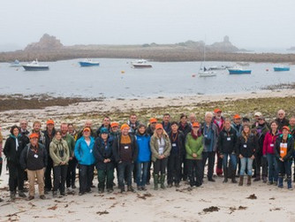 Seabird Recovery Project holds final conference
