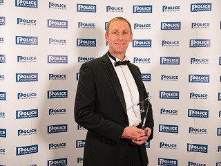 Scilly's new Sergeant wins national award