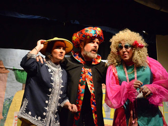 Theatre Club working hard to bring back panto