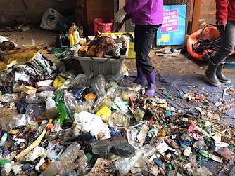 Group removed 3.5 tonnes of rubbish from Scilly