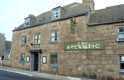 The Atlantiv Inn, St Mary's, Isles of Scilly