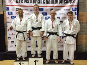 Islander wins gold at national Judo Championships
