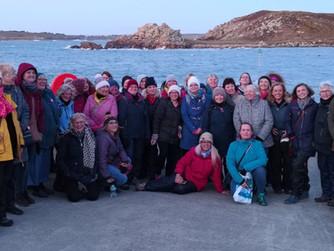 Visiting choir returns to raise money for Wildlife Trust