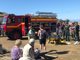 Scilly holds first Emergency Services Day