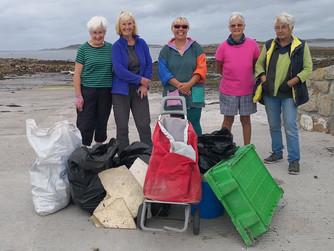 Islanders invited to join U3A beach clean