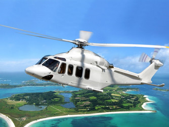 Helicopter tickets can be won through survey