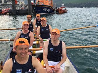 RNLI volunteers to take part in Gig Championships