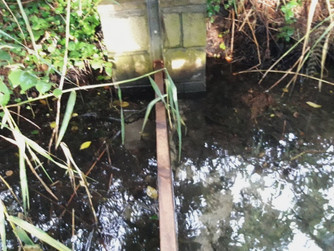 Wildlife Trust: 'Please leave sluice boards alone'