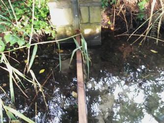 Wildlife Trust: 'Please leave sluice boards alone'