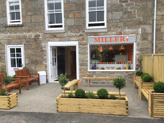 New ice cream parlour opens on St Mary's