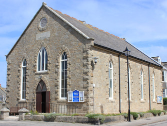 Methodists appeal for Chapel funds