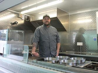 Local chef starts new gourmet burger van