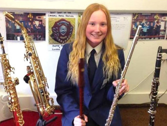 Scilly students triumph at Cornwall Music Festival